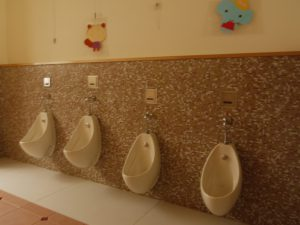 異年齢児対応トイレ